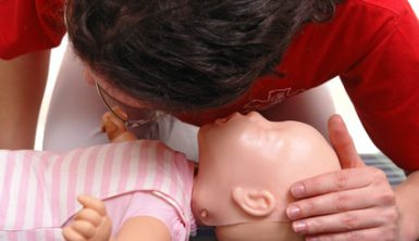 CPR for Babysitters, babysitters, cpr for