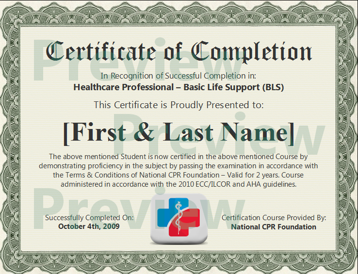 online CPR, First-Aid & Basic Life Support Certification | CPR Heart ...