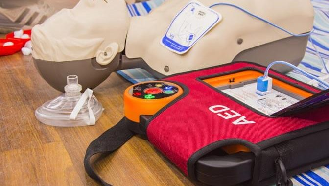CPR / AED / First Aid Certification